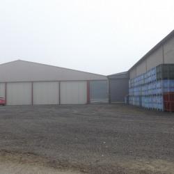 Vente Entrepôt Tilloloy 1400 m²