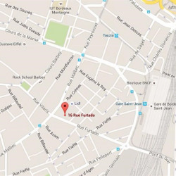 Vente Bureau Bordeaux 650 m²