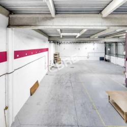 Location Local d'activités Aubervilliers 2096 m²