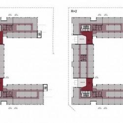 Location Bureau Lyon 7ème 6269 m²