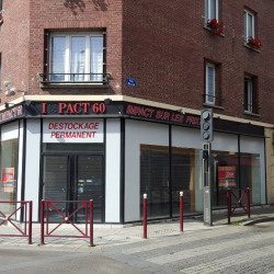 Location Local commercial Beauvais 56 m²