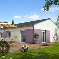 Maison  4 pièces + Terrain  700 m² Caujac