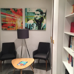 Location Bureau Paris 16ème 32 m²