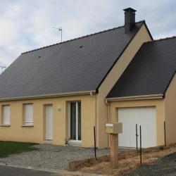 Maison  6 pièces + Terrain  399 m² Saint-Laurent-de-la-Plaine