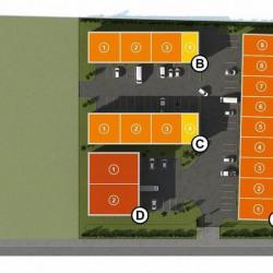 Vente Local d'activités Mennecy 697 m²