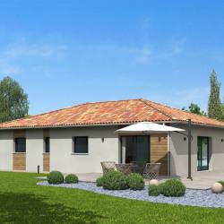 Maison  4 pièces + Terrain  700 m² Sainte Cecile les Vignes