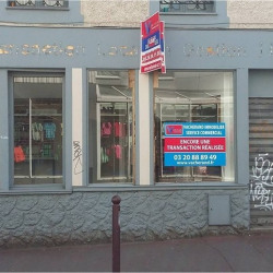 Location Local commercial Lille 30 m²