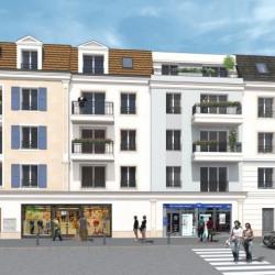Vente Local d'activités Le Blanc-Mesnil 60 m²