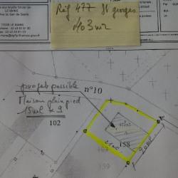 Vente Terrain Saint-Georges-du-Bois 403 m²