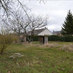Vente Terrain Châteauroux 1044 m²