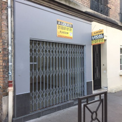 Location Local commercial Vincennes 30 m²
