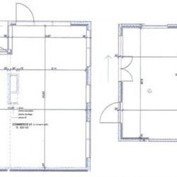 Vente Bureau Metz 196 m²