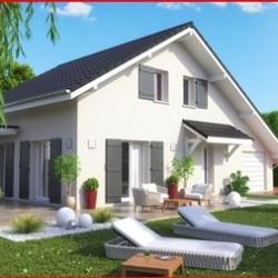 Maison  5 pièces + Terrain  500 m² Arenthon