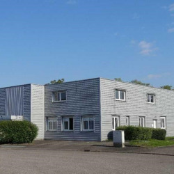Location Bureau Geispolsheim 114 m²