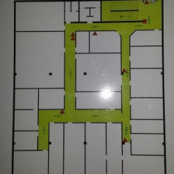 Location Bureau Nice 1614 m²