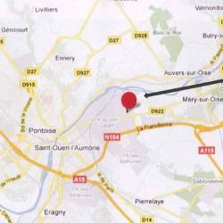 Location Entrepôt Saint-Ouen-l'Aumône 5818 m²