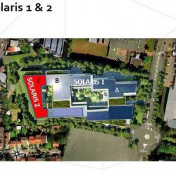 Location Bureau Clamart 6836 m²