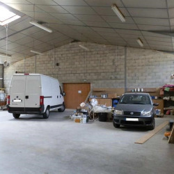 Location Entrepôt La Boisse 450 m²