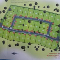 Vente Terrain Récourt 150 m²