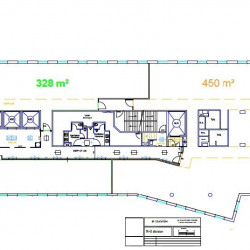 Location Bureau Courbevoie 412 m²