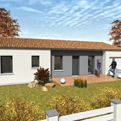 Maison  1 pièces + Terrain  382 m² Migné-Auxances