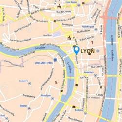 Location Local commercial Lyon 1er 108 m²
