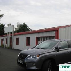 Location Local d'activités Le Broc 300 m²