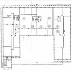 Location Bureau Metz 1180 m²