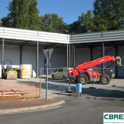 Location Local commercial Cusset 270 m²