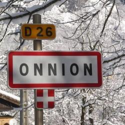Terrain  de 640 m²  Onnion  (74490)