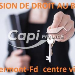 Cession de bail Local commercial Clermont-Ferrand 78 m²