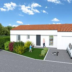 Maison  4 pièces + Terrain  415 m² Saint-Léger-sous-Cholet