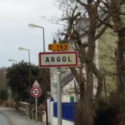 Vente Terrain Argol 807 m²
