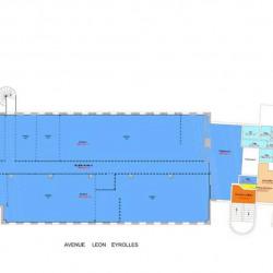 Location Bureau Cachan 2701 m²