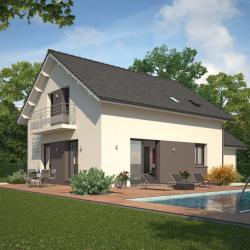 Maison  5 pièces + Terrain  694 m² Cranves-Sales