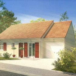 Maison  4 pièces + Terrain  1679 m² Romorantin-Lanthenay