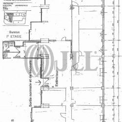 Location Bureau Levallois-Perret 315 m²