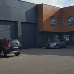Location Bureau Aubergenville 100 m²