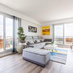 Vente Appartement Paris Gambetta - 63.5m²