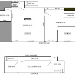 Vente Bureau Boulogne-Billancourt 150 m²
