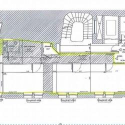 Location Bureau Nancy 87 m²
