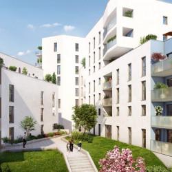 photo appartement neuf Rouen