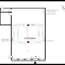 Vente Bureau Lyon 2ème 279 m²