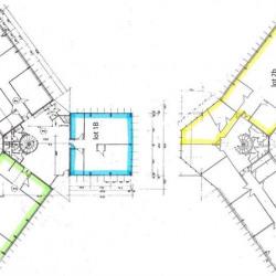 Location Bureau Metz 484 m²