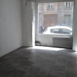 Location Bureau Paris 18ème 27 m²
