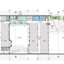 Location Bureau Paris 8ème 4247 m²