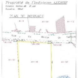 Vente Terrain Bucy-le-Long 589 m²