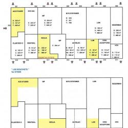 Location Local d'activités Villepinte 1342 m²