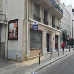 Location Local commercial Paris 18ème 27 m²