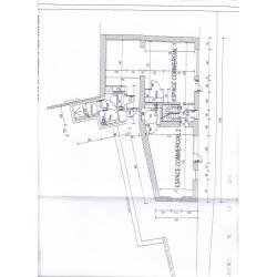 Location Local commercial Bussière-Galant 35 m²